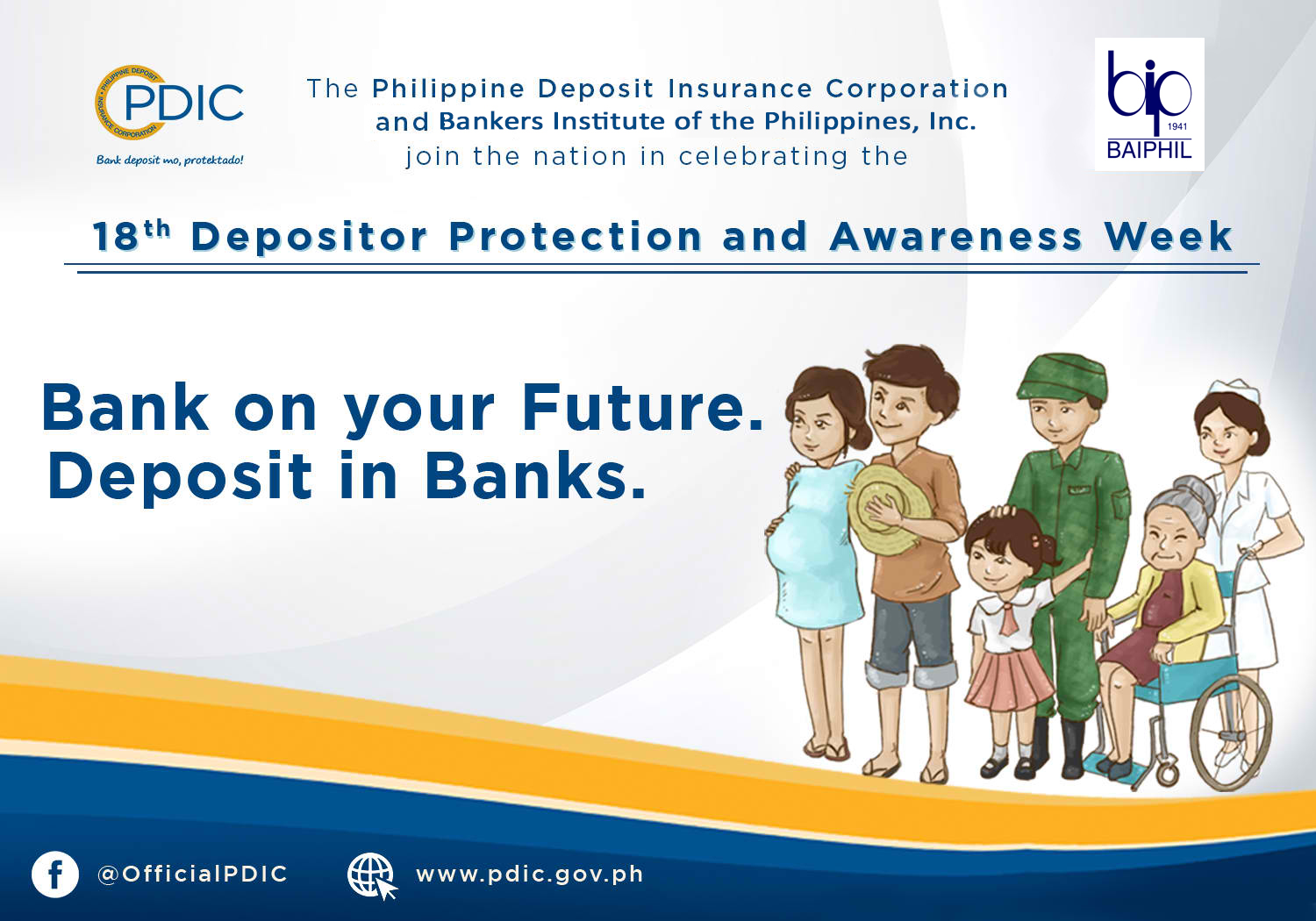 Observance of the 18th Depositor Protection and Awareness Week (June 16-22)