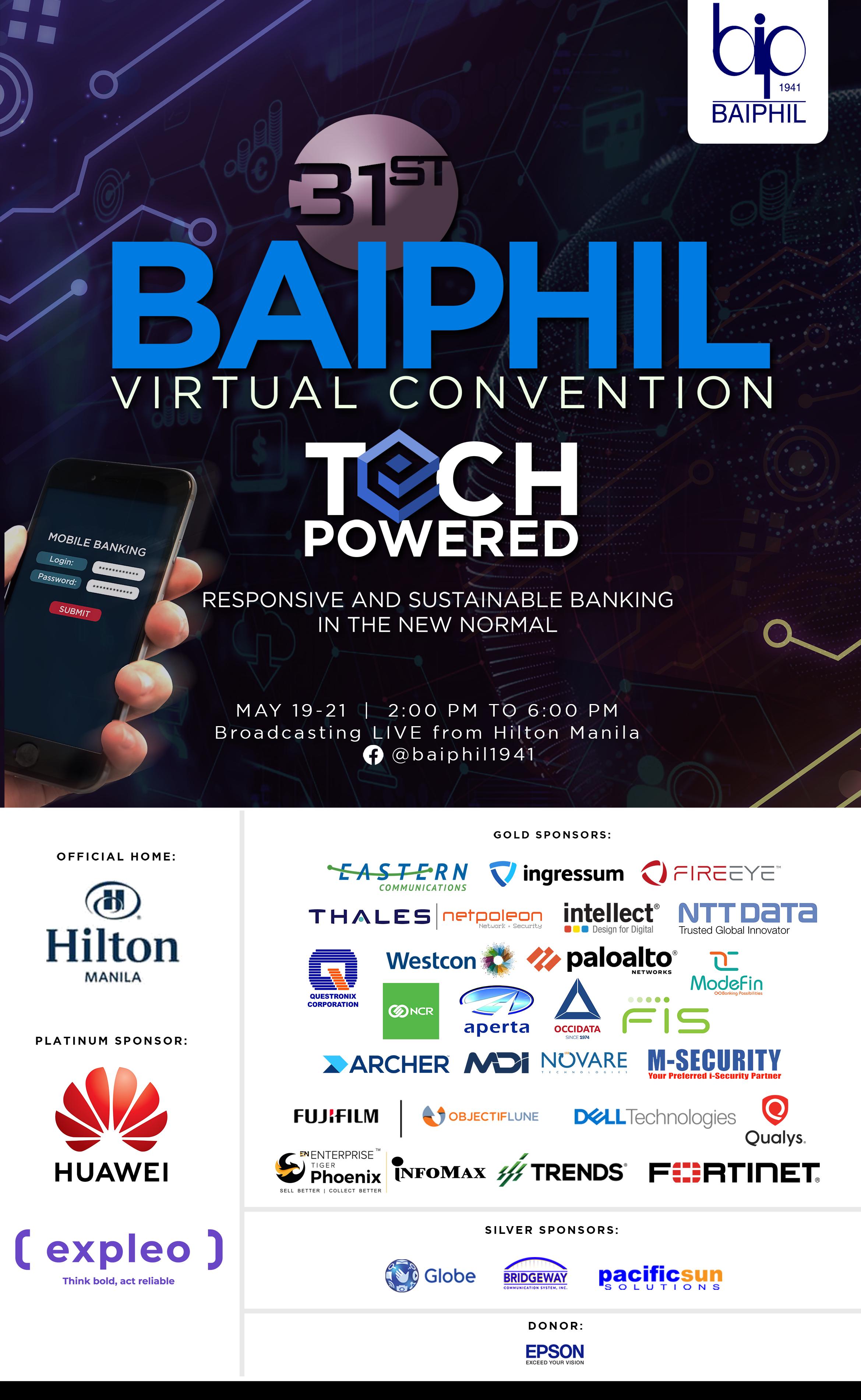 31st BAIPHIL Virtual Convention